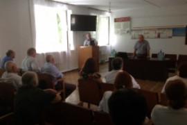 Выездная кустовая научно - практическая конференция Анестезиологов реаниматологов